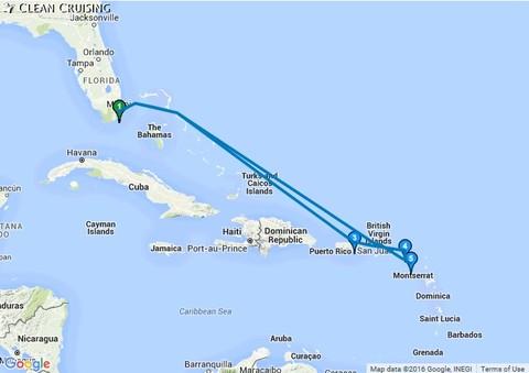 Miami cruises to USA  MSC Cruises