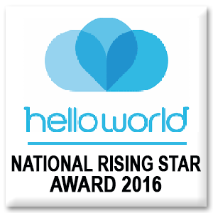 Helloworld National Award 2016