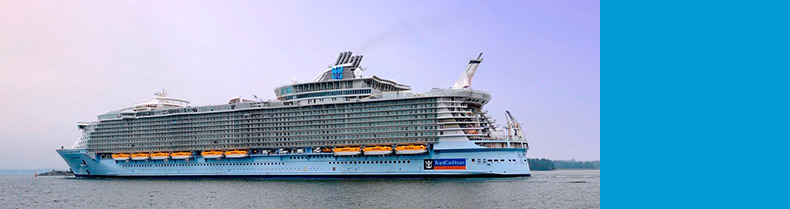 Royal Caribbean Cruises 2014-2015