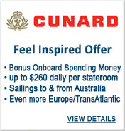 Cunard Colossal Cruise Sale