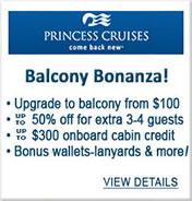 Dawn Princess Cruises 2018 2019 Dawn Princess Specials