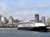 Montreal cruises from Montreal 2014-2015