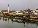 Vilshofen cruises visiting Vilshofen 2014-2015-2016
