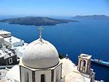 Santorini cruises visiting Santorini 2015-2016