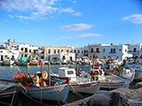 Paros cruises visiting Paros 2013-2014