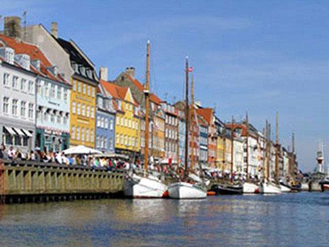 Copenhagen cruises