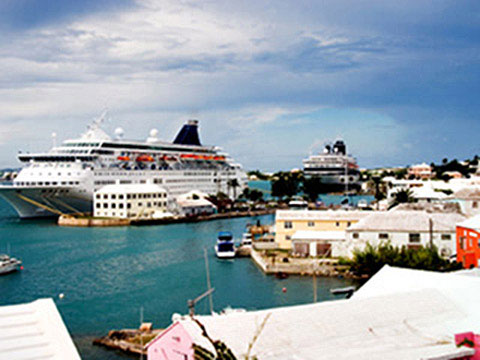 St George's cruises