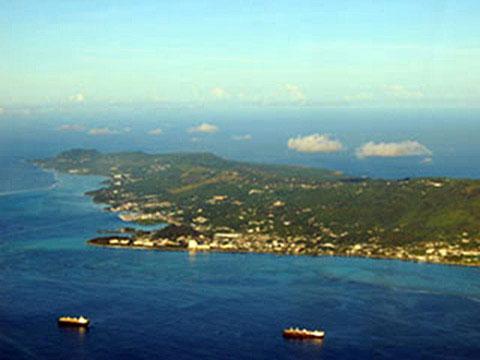 Saipan cruises