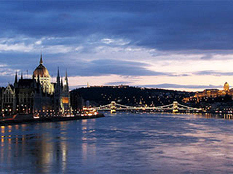 Budapest cruises