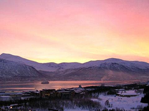 Tromsoe cruises