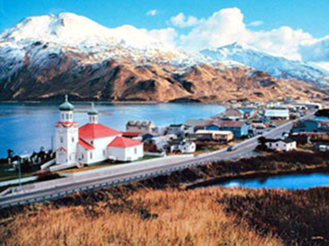 Aleutian Islands cruises