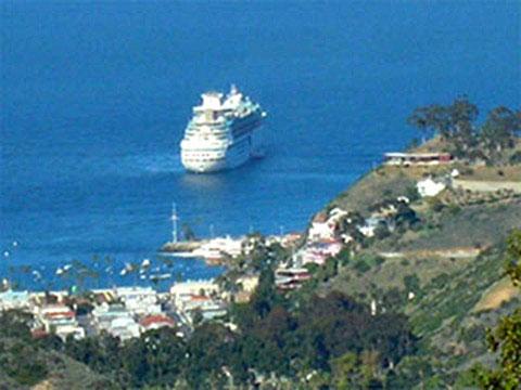Santa Catalina cruises