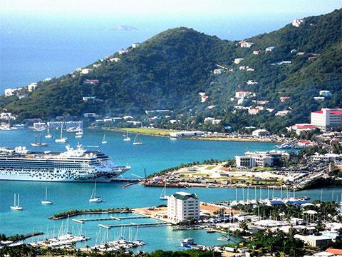 Tortola Island Tour - YouTube