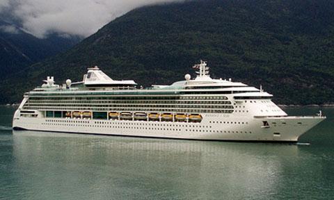 New Zealand Cruise Nt Dep Mar Radiance Of The Seas - New zealand cruise