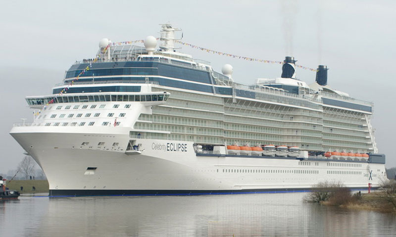 Reflection Review - 18 Feb - 1 March - Celebrity Cruises ...