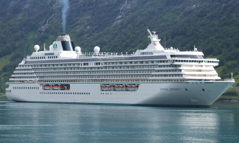 Crystal Serenity Cruises 2018 2019 1 014 Day Twin