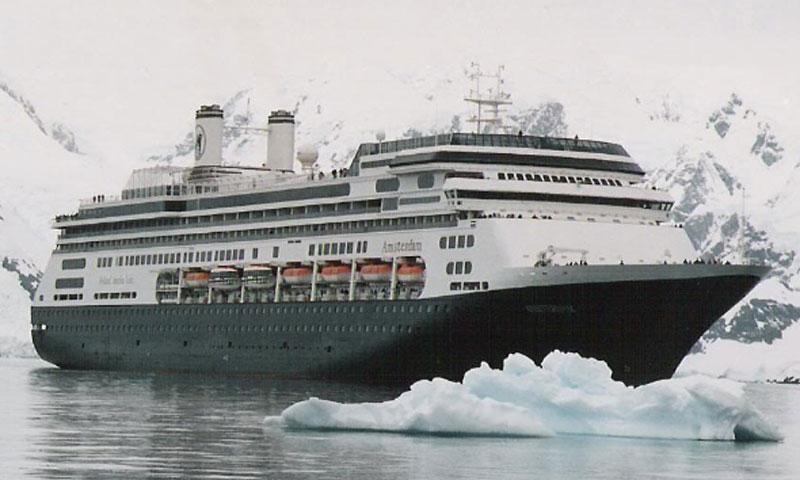 Amsterdam Cruises Day Twin - Amsterdam cruise ship