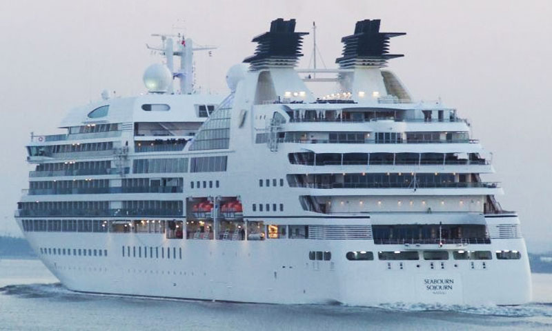 Seabourn Sojourn Cruises 2018 2019 464 Day Twin