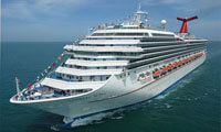 Carnival Glory location