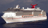 Carnival Legend location & webcam