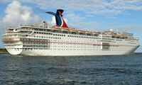 Carnival Sensation cruises