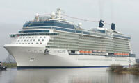 Celebrity Eclipse location