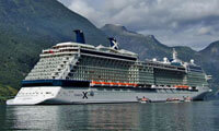 Celebrity Equinox location