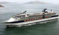 Celebrity Infinity location & webcam
