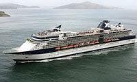 Celebrity Infinity cruises