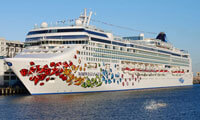 Norwegian Gem cruises