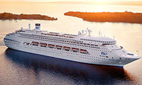 Pacific Dawn cruises