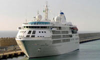 Silver Cloud cruises