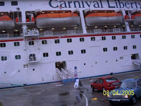 Carnival Liberty Cruises 2018 2019 2020 131 Day Twin