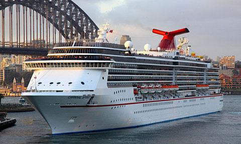 Carnival Spirit Cruises 2018 2019 2020 94 Day Twin