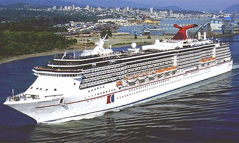 Carnival Spirit Cruises 2018 2019 2020 100 Day Twin