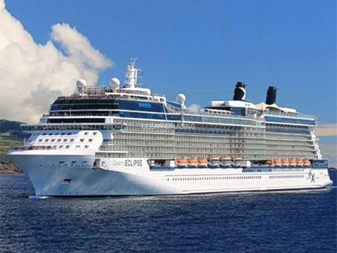 Facts about celebrity eclipse sky