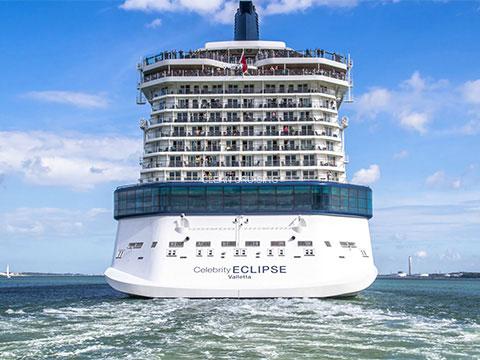 Video Tour: Celebrity Eclipse Concierge Class Veranda ...