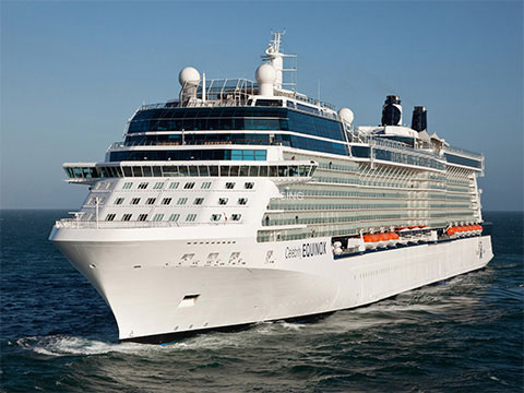 Celebrity Equinox Cruises 2018 2019 2020 144 Day Twin