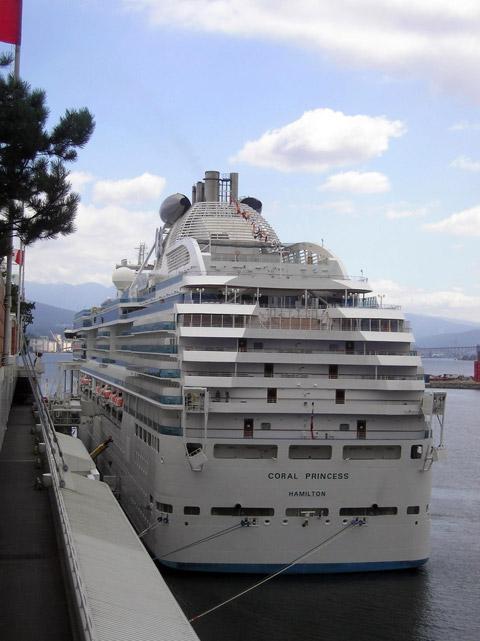 Coral Princess Cruises 2018 2019 2020 125 Day Twin