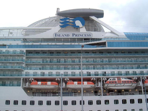 Island Princess Cruises 2018 2019 2020 130 Day Twin