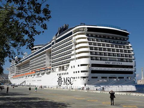 divina cruise ship