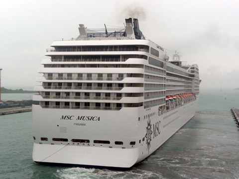 Msc Musica Cruises 2018 2019 92 Day Twin