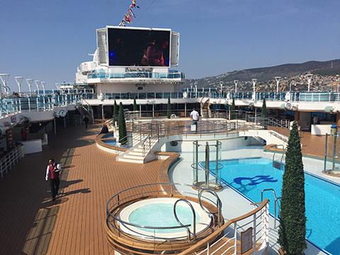 Majestic Princess Cruises 2018 2019 2020 136 Day Twin