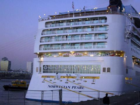 Norwegian Pearl Cruises 2018 2019 118 Day Twin