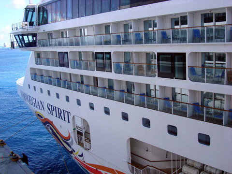Norwegian Spirit Cruises 2017 2018 2019