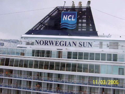 Norwegian Sun Cruises 2018 2019 138 Day Twin