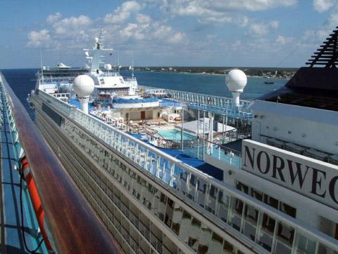 Norwegian Sun Cruises 2018 2019 127 Day Twin