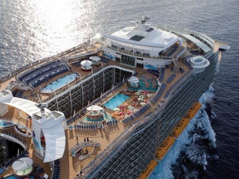 Oasis Of The Seas Cruises Day Twin - The oasis cruise ship