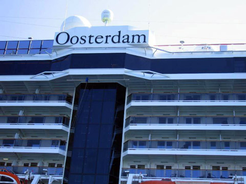 Oosterdam Cruises Day Twin - Ms oosterdam