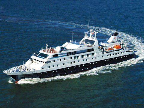 National Geographic Orion Cruises 2018 2019 National